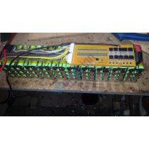 72V 11,6Ah elektromos kínai segway akku felújítás