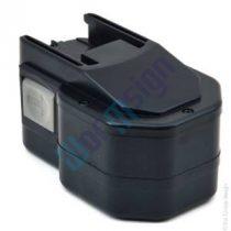 AEG B1415 / 4932399484 - 14,4V akku felújítás 2000 mAh Ni-CD