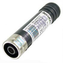 Balck&Decker VersaPak VP100 - 3,6V akku felújítás 1300 mAh Ni-CD