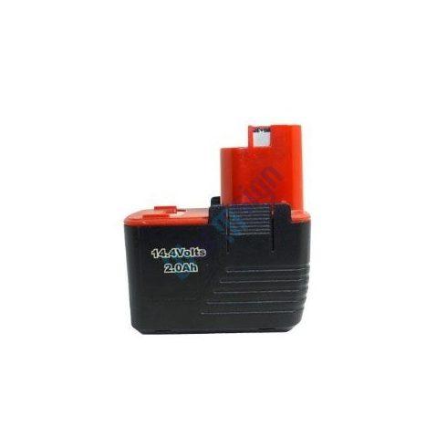 Bosch 2607335246 / 2607335252 - 14,4V akku felújítás 2-3 Ah Ni-MH