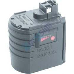 Bosch 2607335097 - 24V akku felújítás 2000 mAh Ni-CD