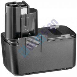 Bosch 2607335152 - 9,6V akku felújítás 2000 mAh Ni-CD