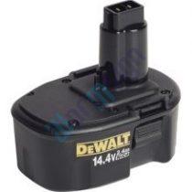 DeWalt - DE9092 - 14,4V akku felújítás 2-3 Ah Ni-MH