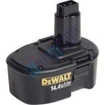 DeWalt - DE9092 - 14,4V akku felújítás 2000 mAh Ni-CD