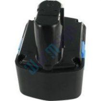 Hitachi - EB1426H - 14,4V akku felújítás 2000 mAh Ni-CD