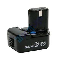 Hitachi EB1214S - 4/5SC - 12V akku felújítás 1300 mAh Ni-CD