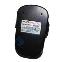 KRAFTtech CD143S(50)A - 14,4V akku felújítás 2-3 Ah Ni-MH