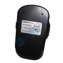 KRAFTtech CD143S(50)A - 14,4V akku felújítás 2000 mAh Ni-CD