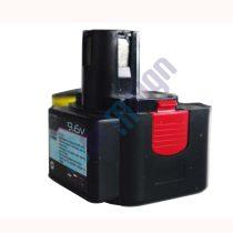 MAX RE-BAR-TIER JP409 - 9,6V akku felújítás 2000 mAh Ni-CD