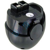 Metabo POWER-GRIP 6.31858.00 - 4,8V akku felújítás 2000 mAh Ni-CD