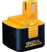 Panasonic EY9200 / EY9201 - 12V Ni-MH akku felújítás 2-3 Ah Ni-MH