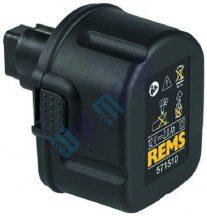 REMS 571510 - 12V akku felújítás 2000 mAh Ni-CD