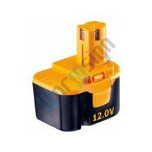 RYOBI BPP-1217 - 12V akku felújítás 2000 mAh Ni-CD