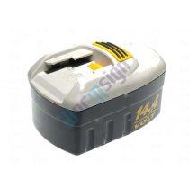 RYOBI - LGB-1417 - 14,4V akku felújítás 2000 mAh Ni-CD