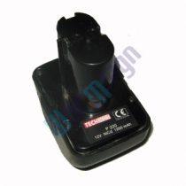 TECHLINE P 206 - 9,6V akku felújítás 2000 mAh Ni-CD
