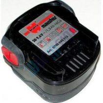 Würth 0700 980 220 - 9,6V akku felújítás 2000 mAh Ni-CD