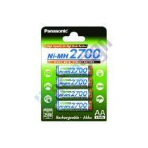 Panasonic BK-3HGAE/4BE AA 2700mAh Ni-MH akkumulátor
