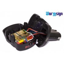 Bosch GSR 12V akku átalakítás 12V Li-ion 2Ah + töltő