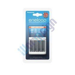 eneloop BQ-CC55E akkumulátor gyorstöltő