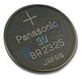 Panasonic CR2325 3V 165mAh ipari elem