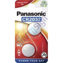Panasonic CR2032L/2BP lítium gombelem (2 db / bliszter)