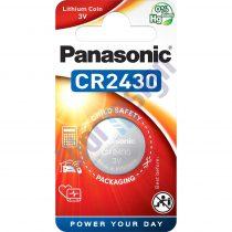 Panasonic CR2430L/1BP lítium gombelem (1 db / bliszter)