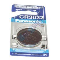 Panasonic CR3032 3V 500mAh ipari elem