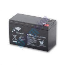 RItar DC12-9-F2 12V 9Ah ciklikus ólomakkumulátor