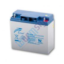 RItar EV12-22-F3 12V 22Ah elektromos járműmeghajtó akkumulátor
