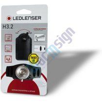LedLenser H3.2 fejlámpa 3xAAA 120lm