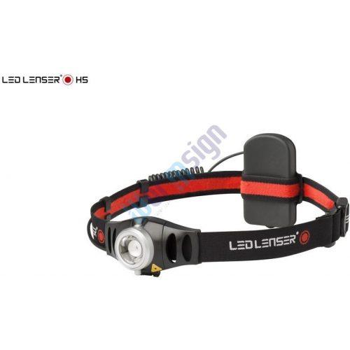LedLenser H5 3xAAA 25 lm fejlámpa