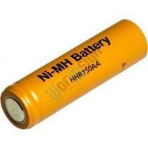 Panasonic BK150AA 1,2V 1580mAh Ni-MH ipari akkumulátor (HHR150AA)