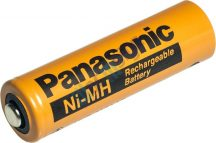 Panasonic AA 2000mah Ni-MH 1.2V standard ipari akkucella