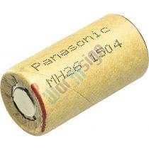 Panasonic BK260SCP 1,2V 2700mAh Ni-MH nagy áramú ipari akkumulátor (HHR26SCP)