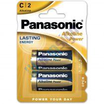Panasonic Alkaline Power C/baby 1.5V alkáli/tartós elemcsomag