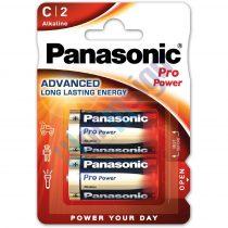 Panasonic Pro Power C/baby 1.5V alkáli/tartós elemcsomag