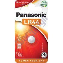 Panasonic LR-44L/1BP alkáli gombelem (1 db / bliszter)