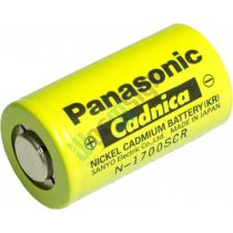Panasonic N-1700SCR 1,2V 1750mAh Ni-Cd nagy áramú ipari akkumulátor cella