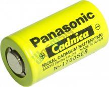 Panasonic SC 1750mah Ni-Cd 1.2V nagy áramú ipari akkucella