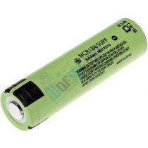 Panasonic NCR18650PF 3,7V 2750mAh Li-ion nagy áramú ipari akkumulátor cella